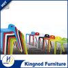 Alta calidad barato más silla al aire libre plástica colorida al por mayor de los PP del diseño