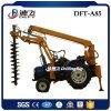 Máquina Drilling do eixo helicoidal barato do solo do preço Dft-A85