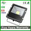 Diodo emissor de luz superior Floodlight de Quality 5 Years Warranty CREE+Meanwell 30W Project