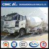 Competitive Price를 가진 14cbm FAW 6*4 Mixer Truck