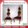 Di cerimonia nuziale re antico Chair Br-K151 della parte posteriore su