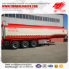 De qualité de camion-citerne remorque semi pour la charge d'huile de graissage