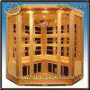 De Zaal van de Sauna van de Koolstof van de hoek (ids-3LA)