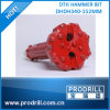 DHD340-152mm Down The Hole Drill Bit para Mining