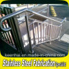 Staircases를 위한 옥외 Stainless Steel Guardrail