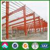 Estructura pesada de acero del marco prefabricado barato