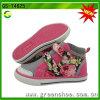 Nouvelles chaussures de toile populaires de filles d'enfants de Beautifual (GS-74625)
