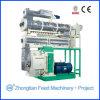 Pelota da alimentação do camarão do condicionador de três camadas que faz a máquina