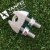 DIN1142 alambre galvanizado maleable cuerda Clip