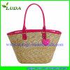 Luda Charming Wheat Straw Tote Bag para Girls