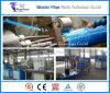 L'elica del PVC ha rinforzato la riga dell'espulsione del tubo flessibile/la macchina dell'espulsione del tubo flessibile di aspirazione del PVC di rinforzo spirale
