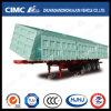Neuer Typ Cimc Huajun 3-Door Seite-Dumping Semi Trailer