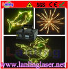 130MW RGY 10kpss BR Card Animation Laser Light