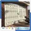 Anti-Levantar la puerta del hierro labrado/la puerta del metal/la puerta del acero inoxidable con el panel del hierro
