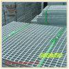 Galvanisierte Stahl-Vergitterung