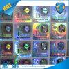 Etiqueta engomada olográfica 2015 de la etiqueta engomada del laser de la Anti-Falsificación 3D