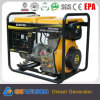 5kw 6kw Saleable Powered Diesel Generator