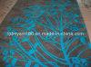 Tessile della coperta della moquette di Hardmade di disegno moderno