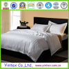 연약한 호텔 면 줄무늬 침대 시트 (SA01236)