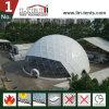 шатер дома геодезический купола 19m Transpaent для партии гостиницы