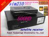 Caixa superior ajustada de DVB-S (DM500HD)