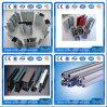 Migliori prodotti per i profili dell'alluminio anodizzati commercio all'ingrosso del blocco per grafici di finestra dell'inclusione