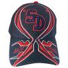 Gorra de béisbol con la insignia grande Bbnw31