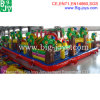 Commercial Jungle Giant Inflatable Bouncer para venda