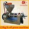 Petróleo de sementes de Yzyx90-2 China Tung que pressiona o equipamento