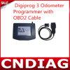 Unit principal de Digiprog III Digiprog 3 Odometer Programmer con OBD2 Cable