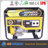 CA Single Phase/AC Three Phase Output 7kw Gasoline Generator