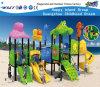 Campo de jogos ao ar livre Hf-12302 do parque de diversões marinho das crianças da caraterística