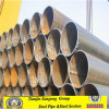 Building MaterialのためのERW Black Round Steel Pipe