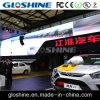 Dünner farbenreicher InnenP6 LED Bildschirm des wasserdichten Acrylgitter-