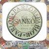 Знак внимания латуни цвета серебра акцептора монетки