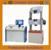 Machine de test universelle hydraulique servo de gestion par ordinateur de système d'engrenage à vis sans fin