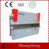 Máquina de dobra hidráulica da placa do freio da imprensa hidráulica da série Wc67y-125t/3200
