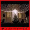 제조자 화환 크리스마스 불빛이 번쩍이는 효력 LED 끈에 의하여 점화한다