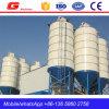 Capacidade grande silo do armazenamento do pó do cimento de 300 toneladas exportado para o pH