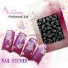 3D Nail Rhinestone Sticker