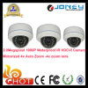 HD Cvi Motorized Auto Zoom Lens Dome Camera 2.0megapixel 1080P Waterproof IR Hdcvi Camera