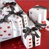 キャンデーのギフト用の箱の結婚式の好意(UNW-DA-26)