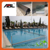 Swimmingpool-Zaun/GlasRailing/Glass Geländer des Edelstahl-