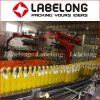 Máquina de rellenar del zumo de manzana con el precio para la pequeña fábrica