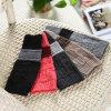 Перчатка зимы оптовых женщин Knit дешевых цветастых акриловая Fingerless