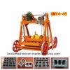 小さい建設用機器の可動装置の位置の卵の具体的な空のブロック機械