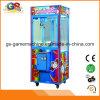 Máquina de juego barata de la grúa de la habilidad de la arcada de la garra del juguete de la venta caliente