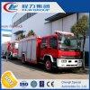 الصين حارّ عمليّة بيع [إيسوزو] ماء وزبد نار يتنازع شاحنة