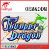La machine d'intérieur de jeu du Roi Fishing d'océan de joueurs des jeux d'Acarde du plus défunt de version dragon de tonnerre