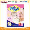 Tecidos macios livres do bebê da estrela de Uniful do toque do algodão do escape